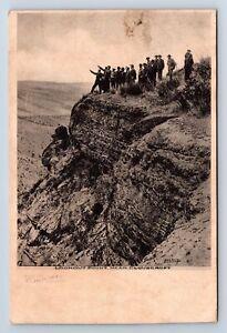 Antique Postcard Lookout Point Cloudcroft New Mexico 1908 b3