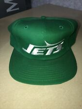 Green New York Jets Hat Retro Old School Team NFL