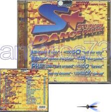 STUDIO PIU' DANCE PARADE CD SIGILLATO- NINA NEJA DJ DADO PREZIOSO CLUTCH MIRANDA