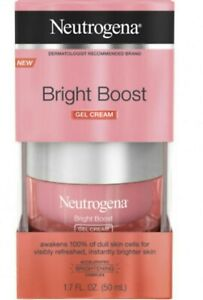 Neutrogena Bright Boost Gel Cream 50ml New In Box Perfect Gift