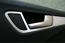 Audi A4 A5 S4 RS4 S5 RS5 Alu 2 Zierrahmen Türöffner hinten Quattro S-line 8K B8