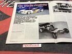 Tenth Technology Works Predator Review, Radio Race Car Int., Feb 1997
