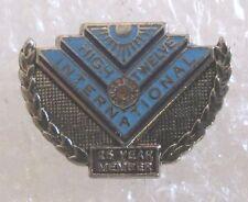Masonic High Twelve International Master Mason 25 Year Member Pin