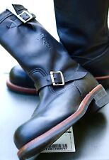 """Chippewa Boots 11"""" Steel Toe Engineer Work Boot 27899 Size 8"""