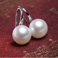 Women Dog Paw Print Earrings 925 Sterling Silver Ear Studs Fashion Jewelry Gift