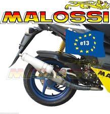 AUSPUFFANLAGE MALOSSI MHR REPLICA HOMOLOGIERT APRILIA SR 50 DITECH 2T LC MOTOR A
