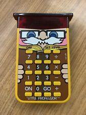 Vintage 1978 Texas Instrument Little Professor. For Math Practice