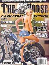 THE HORSE BACKSTREET CHOPPERS No.99 (New Copy) *Free Post To USA,Canada,EU