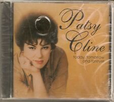 Patsy Cline [CD]: Today, Tomorrow and Forever [New/Sealed]
