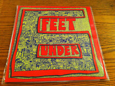 6 FEET UNDER Inspiration In My Head '69 HEAVY PSYCH LP Reissue COLOR Vinyl NEW
