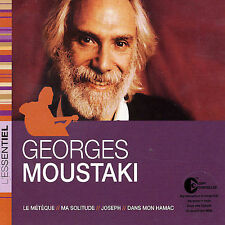 New: Moustaki, Georges: Essentials Import Audio CD