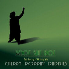 (Swingin' Hits of) Cherry Poppin' Daddies - Zoot Suit Riot - audio cassette tape
