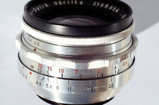 M42 Meyer O.G. Primagon 4.5/35 1Q nice and working preset aluminum, tested A7