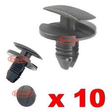 PEUGEOT 207 307 308 INNER WHEEL ARCH LINING SPLASH GUARD TRIM CLIPS PLASTIC X10