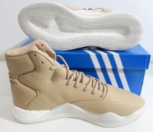 New Adidas Tubular Instinct Boost Peach/White BB8400 Size12