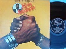 Eddie Kendricks ORIG OZ LP He's a friend NM '76 Tamla Motown Disco Soul