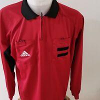 maillot de football  arbitre marque adidas xl foot