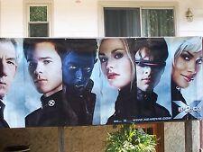 X2 -  X-MEN - Halle Berry - Original Movie Banner - 2003 - C8 - 10' x 4'