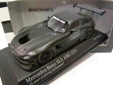 Minichamps 1:43 Mercedes AMG SLS GT3 '45 Years Driving Academy' 2012 410133200