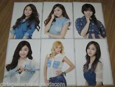 SNSD/Girls' Generation SMTOWN Live World Tour IV Official File Set