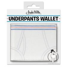 Accoutrements pants folded in two man underwear Wallet Joke Gag