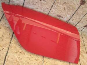 08-15 Smart Car ForTwo Passenger RH side Rally Red Door Skin Panel A4517220209