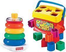 Baby Developmental Toys Set Educational Blocks Bundle Toddler Fun Infant Toy New