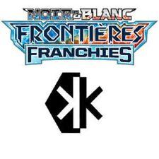 Cartes Pokemon set N&B Frontières Franchies BW7 /149 2012 100% Français AU CHOIX