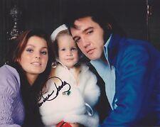 Priscilla Presley Hand Signed 8x10 Photo, Autograph, Naked Gun, Elvis Presley E