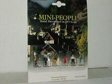 Bachmann HO scale Mini People 42332 Standing Figures