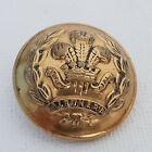 WW1 Middlesex regiment 25mm brass button Smith & wright