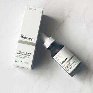 The Ordinary AHA 30% + BHA 2% Peeling Solution 30ml ! 100 % Authentic AU Seller