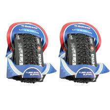 Pair of Rubena Tubeless Mountain Bike Tyres 27.5 x 2.25 Inch