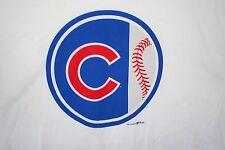 2009 VTG Chicago Cubs Gear For Sports MLB Baseball Team T Shirt New Tags NOS XL