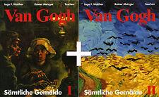 """""""Van Gogh"""" Band 1 + 2 von Ingo F. Walther und Rainer Metzger"""