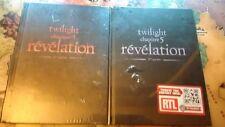 Lot De 4 DVD Twilight Chapitre 2 à 5 : édition digibook collector - Neuf scellé