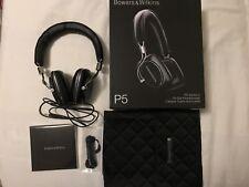 Bowers & Wilkins P5 Series 2 On-Ear Headphones (Black)