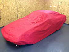 Honda S2000 Soft Fleece Indoor Car Cover RED Breathable Soft Lining