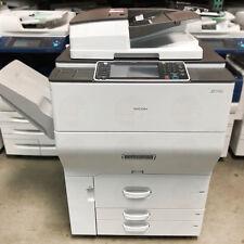 Ricoh Aficio MP C6502 Color Multifunction Laser Copier Printer Scanner