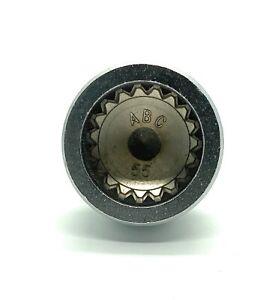 Porsche Wheel Lock Key -- 19 splines / ABC 55 -- 20mm diameter -- FAST SHIPPING!