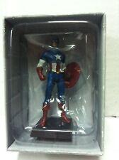 Eaglemoss Supereroi Marvel Captain CAPITAN AMERICA MIB, 2006
