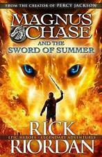 The Magnus Chase and the Sword of Summer-ExLibrary