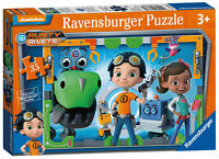 08668 Ravensburger Rusty Rivets Jigsaw Puzzle 35 Piece Children Age 3yrs+