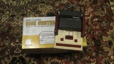 NINTENDO FAMICOM FAMILY COMPUTER DISK SYSTEM HVC-022/023 RAM ADAPTER MANUAL BOX