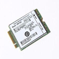 HP SPS 704030-001 EM7355 Sierra GOBI5000 LTE HSPA+ EVDO NGFF WWAN 42mbps 4g Card