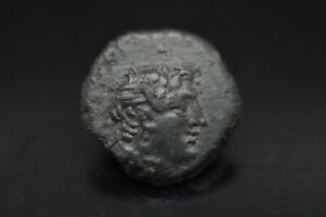 Prusias II, King of Bithynia. 182-149 BC N55A