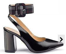 24583d6e25ec G1/79* Womens Raid Aarti Formal Shoes Wide Fit Patent Uk 5