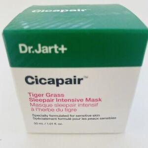 Dr Jart Sleepair Tiger Grass Intensive Mask 30ml Travel Size