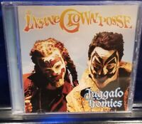 Insane Clown Posse - Juggalo Homies CD twiztid esham anybody killa icp blaze abk