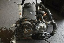 2002 AUDI A4 B6 / VW PASSAT B5 1.9 TDI 100HP AWX ENGINE W/ INJECTORS